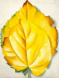 2 Yellow Leaves (Yellow Leaves), 1928