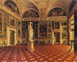 Sala DellIliad, Pitti Palace, Florence