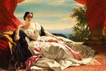 Portrait of Leonilla, Princess of Sayn-Wittgenstein-Sayn