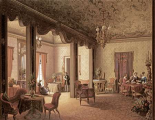 The Interior of The Salon of Tsarina Alexandra