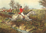 The English Hunt I