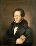 The Poet Aleksandr Sergeevich Pushkin