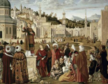 St. Stephen Preaching at Jerusalem