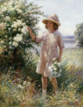 Picking May Blossom