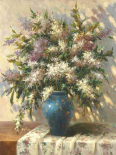 Elegant Floral II