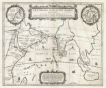Map of Indian Ocean, 1658