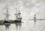 Scene Du Port