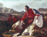 Garibaldi On The Island of Caprera