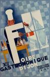 XIIe Foire Gastronomique/Dijon