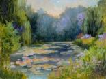 Monets Garden I