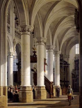 A Church Interior