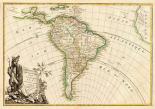 LAmerique Meridionale, 1782