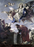 The Ascension of The Virgin