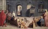 San Bernardino of Siena Preaching