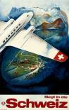 Fliegt in die Schweiz
