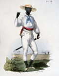 Black Man of The Vera Cruz Region