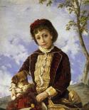 Retrato De Nina