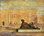 Le Parterre DEau Du Midi Versailles