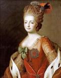 Portrait of Maria Fedorovna