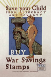 WWI: Save Your Child