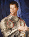 Portrait of Duke Cosimo I De Medici