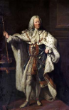 Portrait of King George II