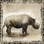 Happy Rhino