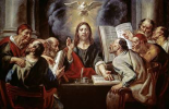 Christ Disputing with the Pharisees