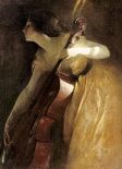 A Ray of Sunlight - The Cellist
