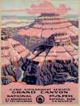 Grand Canyon National Park, a Free Government Service, ca. 1938
