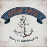 Anchors Aweigh Border