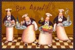Chefs Bon Appetit