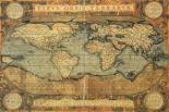Typus Orbis Terrarum 1587