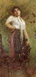 An Italian Fisherwoman