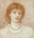 Portrait of a Lady, Bust Length