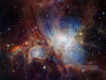 Deep infrared view of the Orion Nebula from HAWK-I
