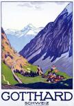 Gotthard / Schweiz