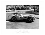 Grand Prix De Monaco, 1955