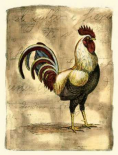 Tuscany Rooster I