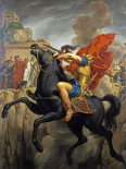 The Death of Marcus Curtius