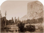 Tutucanula - El Capitan 3600 ft. Yosemite, California, 1861