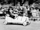 Boy Scouts Soap Box Derby 1955