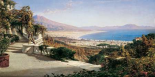 A View of the Bay of Naples