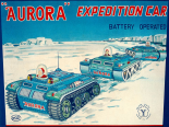 Aurora Expedition Car
