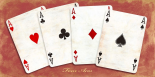 Four Aces (Red)