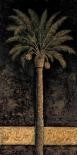 Dusk Palms I
