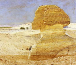 The Great Sphinx at Gizeh