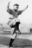 Cheering Baseball Player, 1909