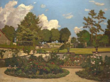 The Painters Garden at Saint-Prive