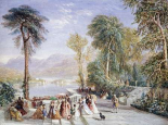 Windermere During The Regatta